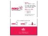 RENG Technologies name card